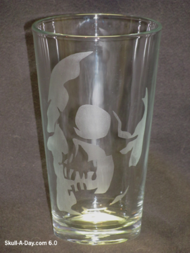 Glass Etching Class-May 9th