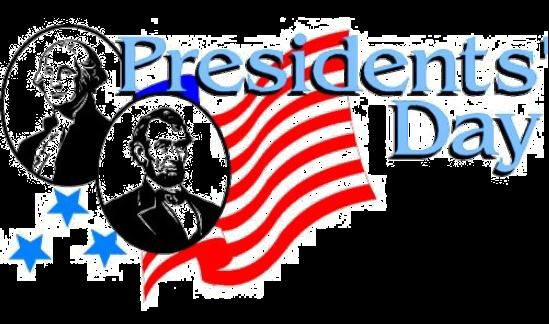 Presidents' Day – February 15