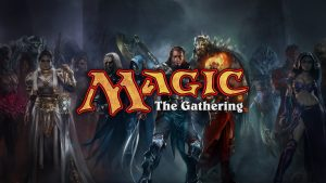 Magic the Gathering Gathering @ Cannon Free Library
