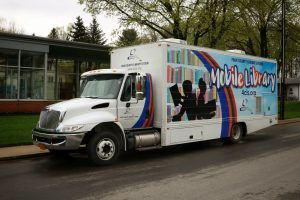Bookmobile in Grand Gorge @ Northern Otsego Occupational Center