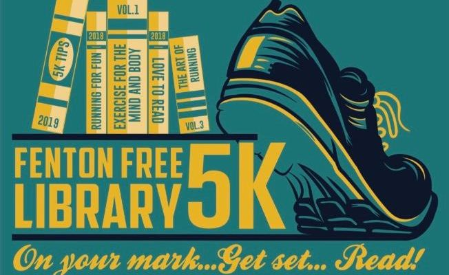 4TH ANNUAL  FENTON FREE 5K RUN/WALK & KIDS DASH    –    JUNE 1