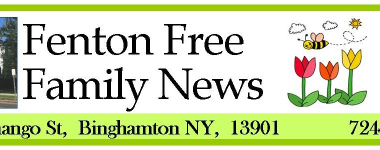 2019 FENTON FREE FAMILY NEWS spring edition