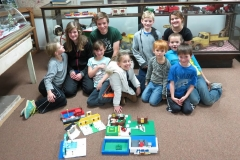 Hartwick LEGO group