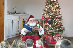 Hartwick Santa1