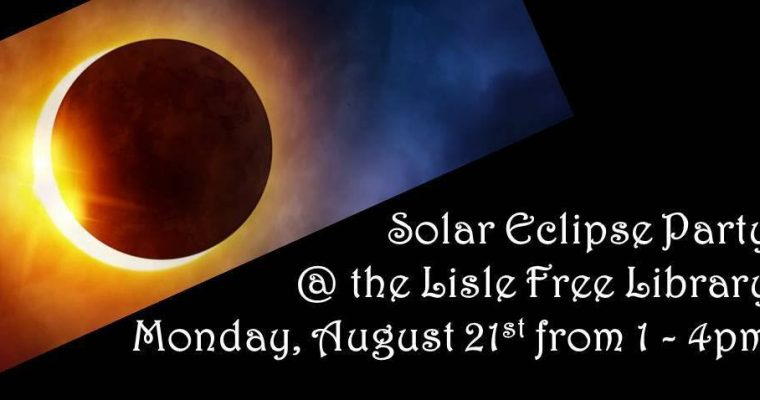 Solar Eclipse Event in August