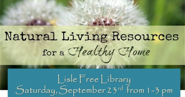 Natural Living Event
