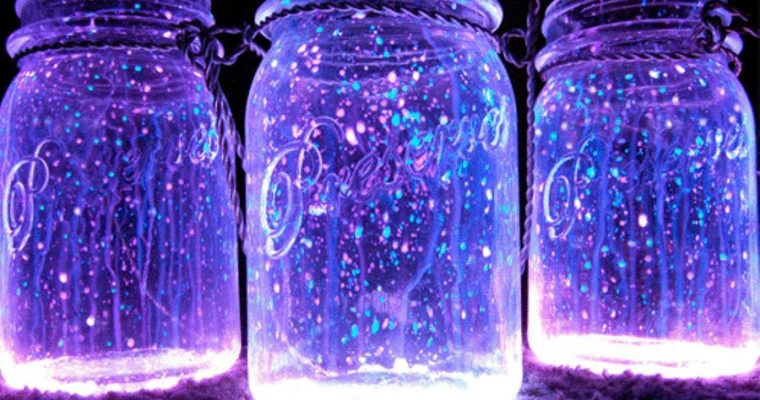 Kiddo Craft Time: Universe in a Jar