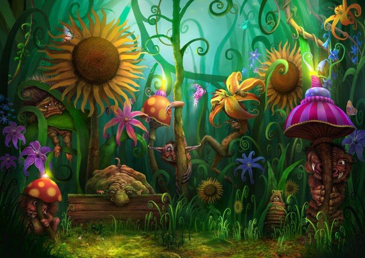 Enchanted Creatures Workshop