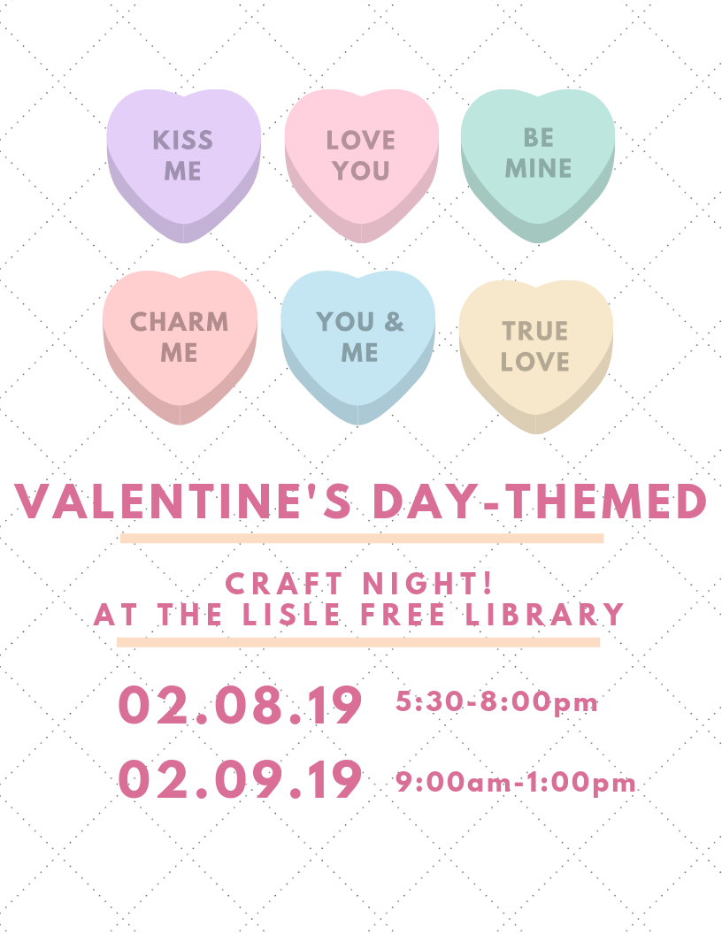 Valentine's Kiddo Craft Time