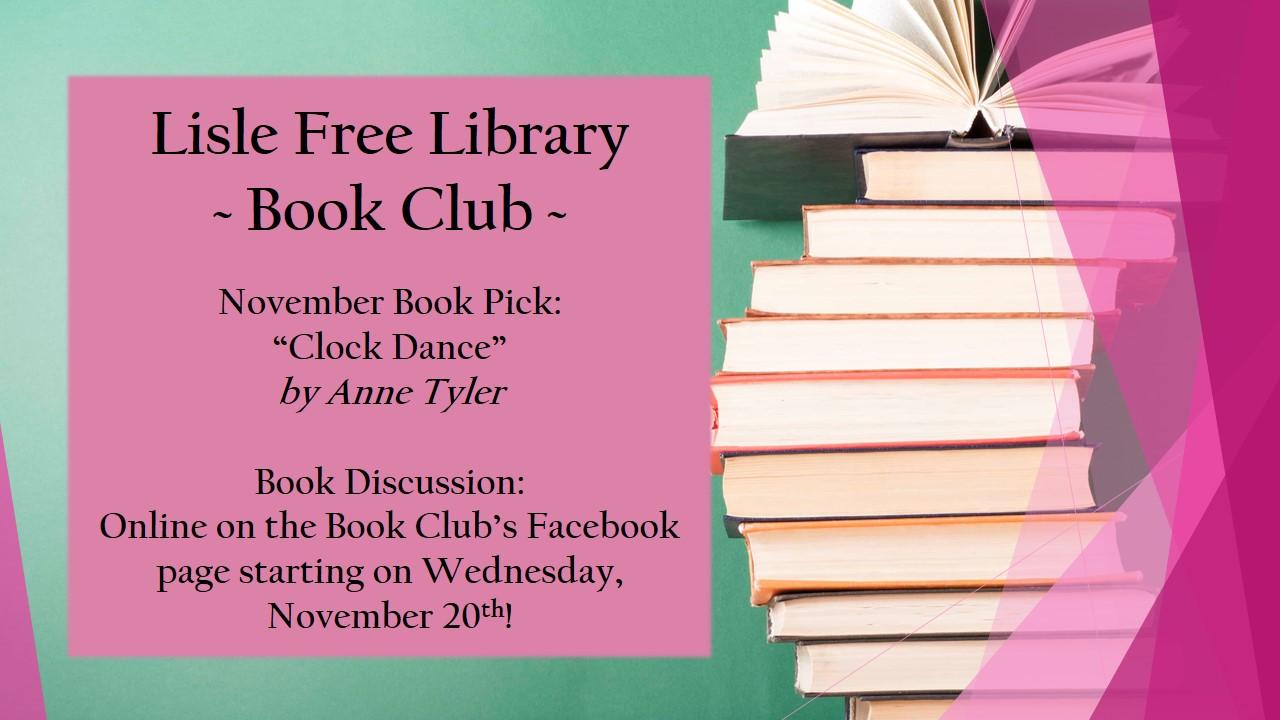 November Book Club