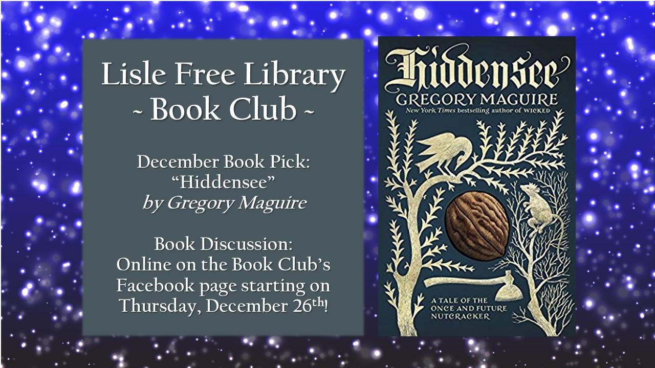 December Book Club
