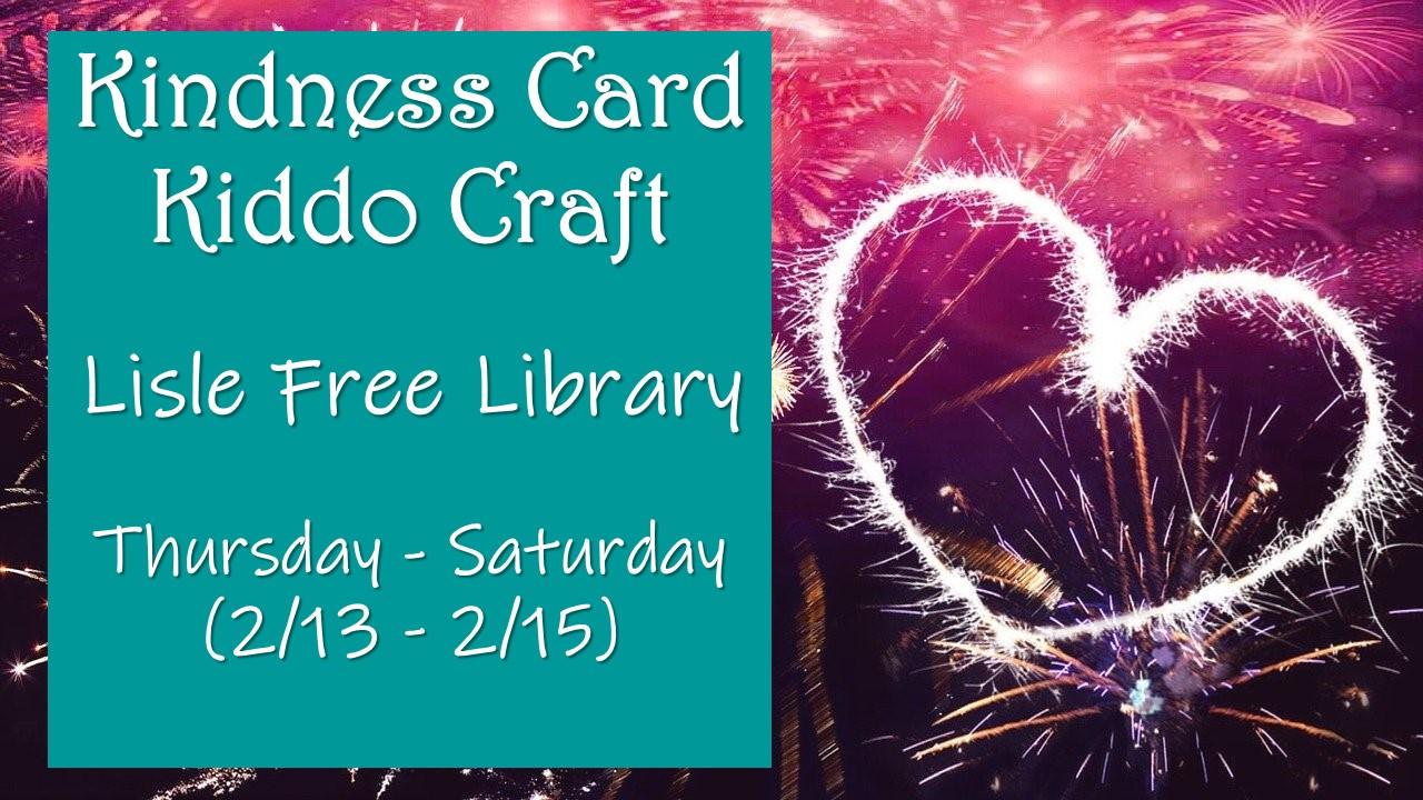 Kiddo Craft: Kindness Cards