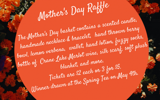 Mother's Day Basket Raffle