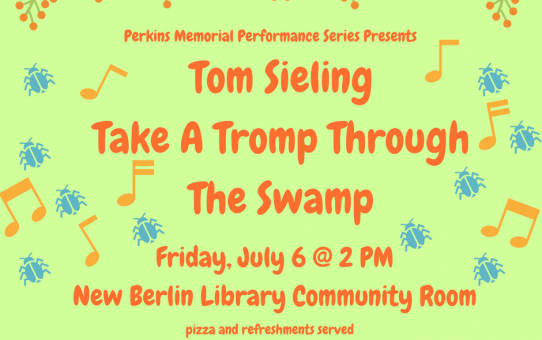 Tom Sieling Take a Tromp Through The Swamp