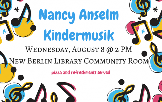 Kindermusik  at The New Berlin Library