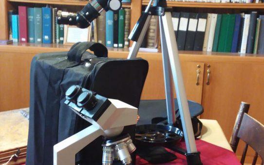 Microscope & Telescope