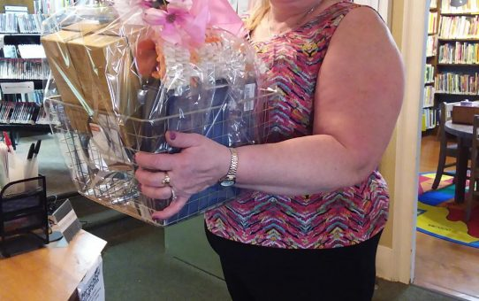 Mother's Day Basket Raffle Winner Announced.