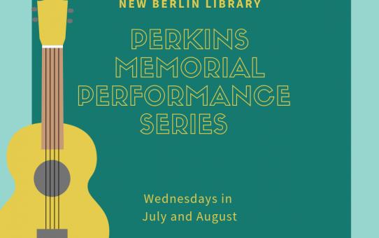 Perkins Memorial Concert Schedule