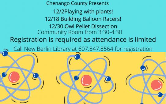11/18 Program Rescheduled