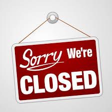 Closed February 2nd