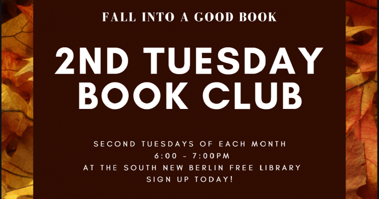 Second Tuesday Book Club