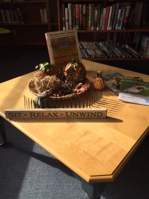 Come relax at Springfield Library!!!