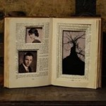 book to a frame