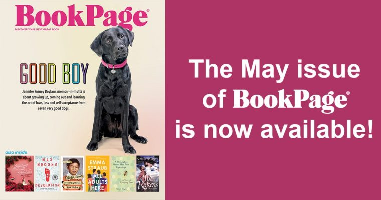 BookPage May 2020 issue available