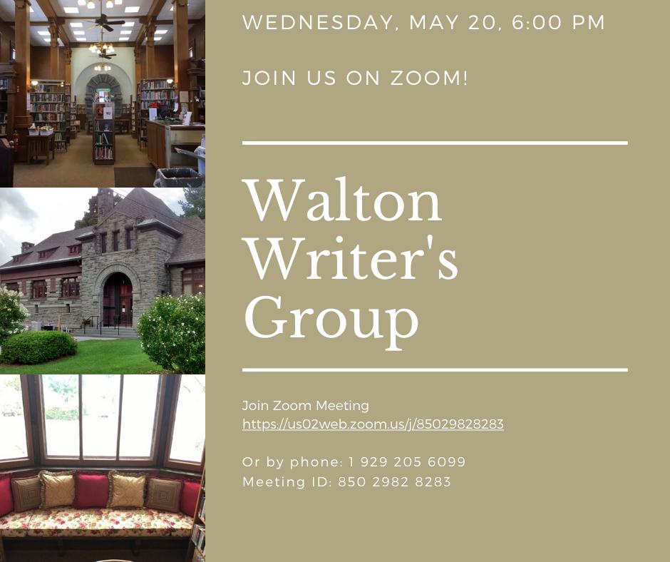 Walton Writer's Group