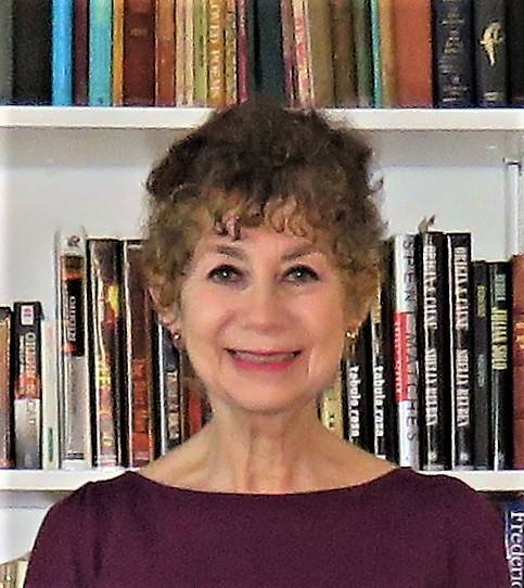 Shelly Reuben at the Afton Free Library- April 28