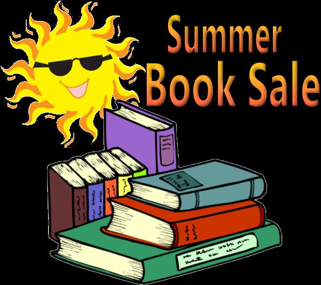 Summer Book Sale – August 24 & 25