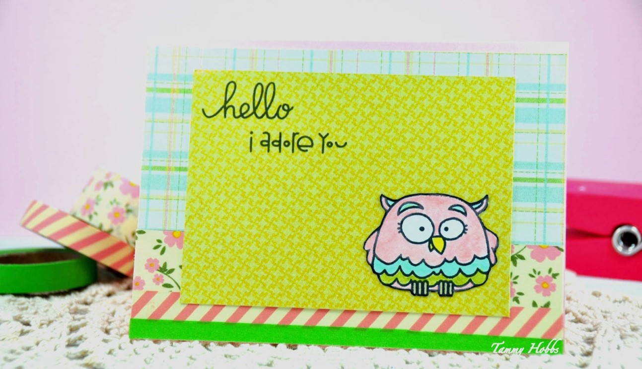 Card Making Class- June 27