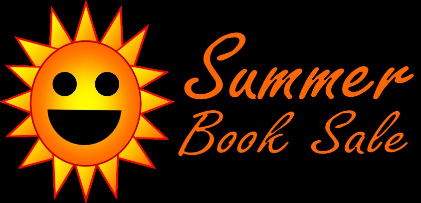 Summer Book Sale- August 20 & 21