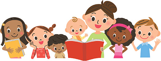 Preschool Storytime – CANNON FREE LIBRARY