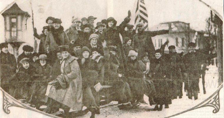 Suffragette Centennial Celebration Planning Committee