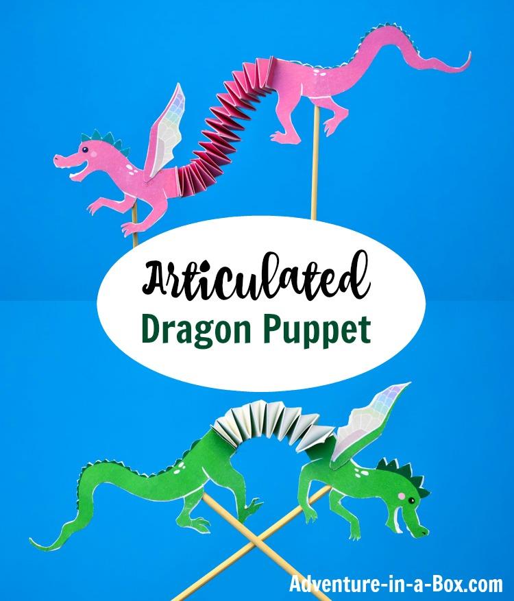 Kiddo Craft Time: DIY Pet Dragons