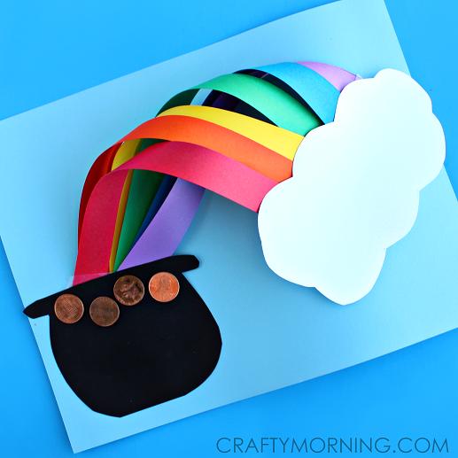 Kiddo Craft Time: St. Patty's Day