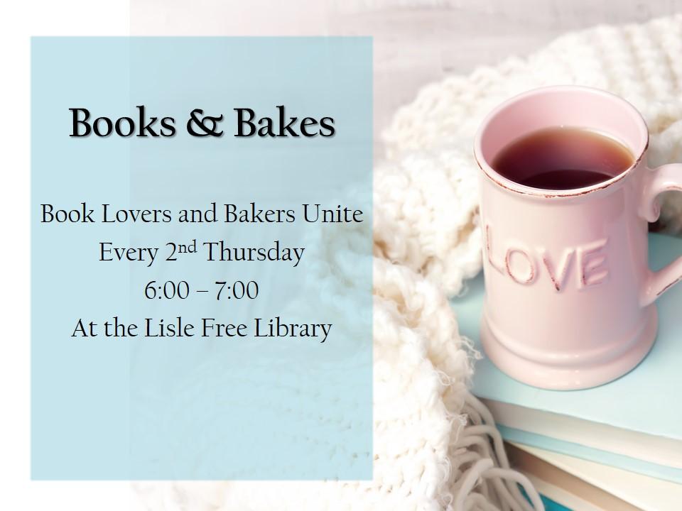 Books & Bakes