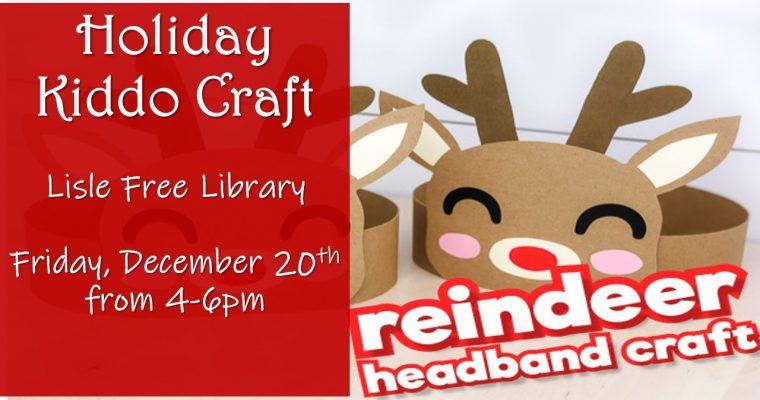Holiday Kiddo Craft