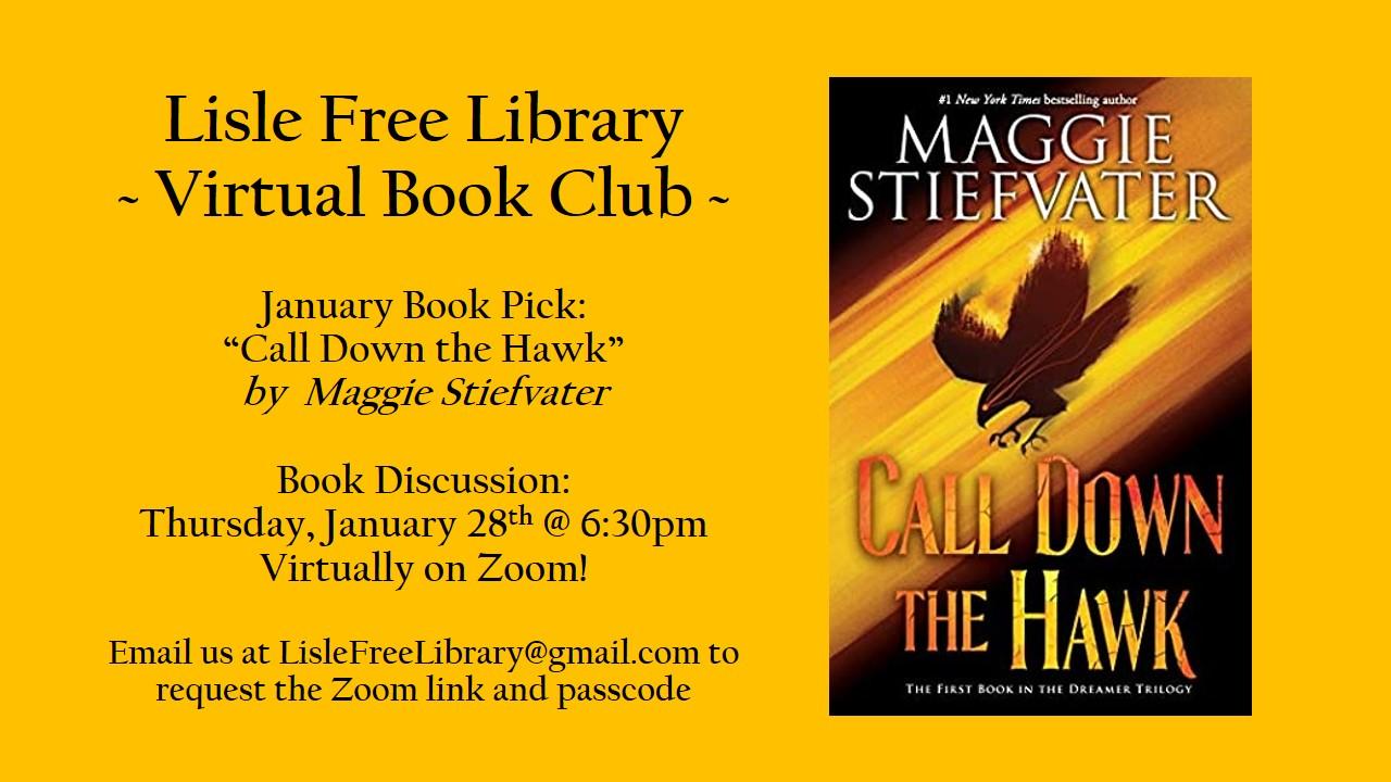 Book Club: January Book Pick