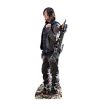 Walking Dead Daryl Standup Raffle