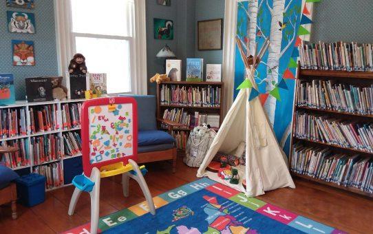 Updates to Children's Room