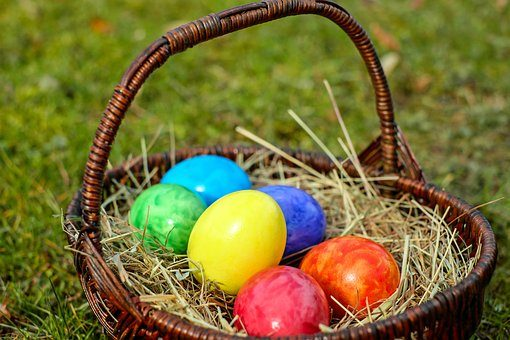 Easter Egg Hunt at Hyde Park