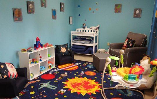 Parent & Baby Room
