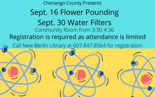 4-H/CCE After School Science Program is Resuming