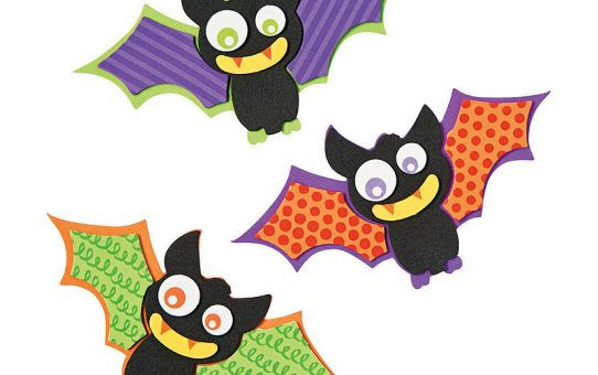 Halloween grab & go craft projects