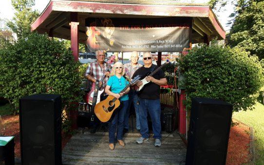 Dirt Road Express Band at Hyde Park