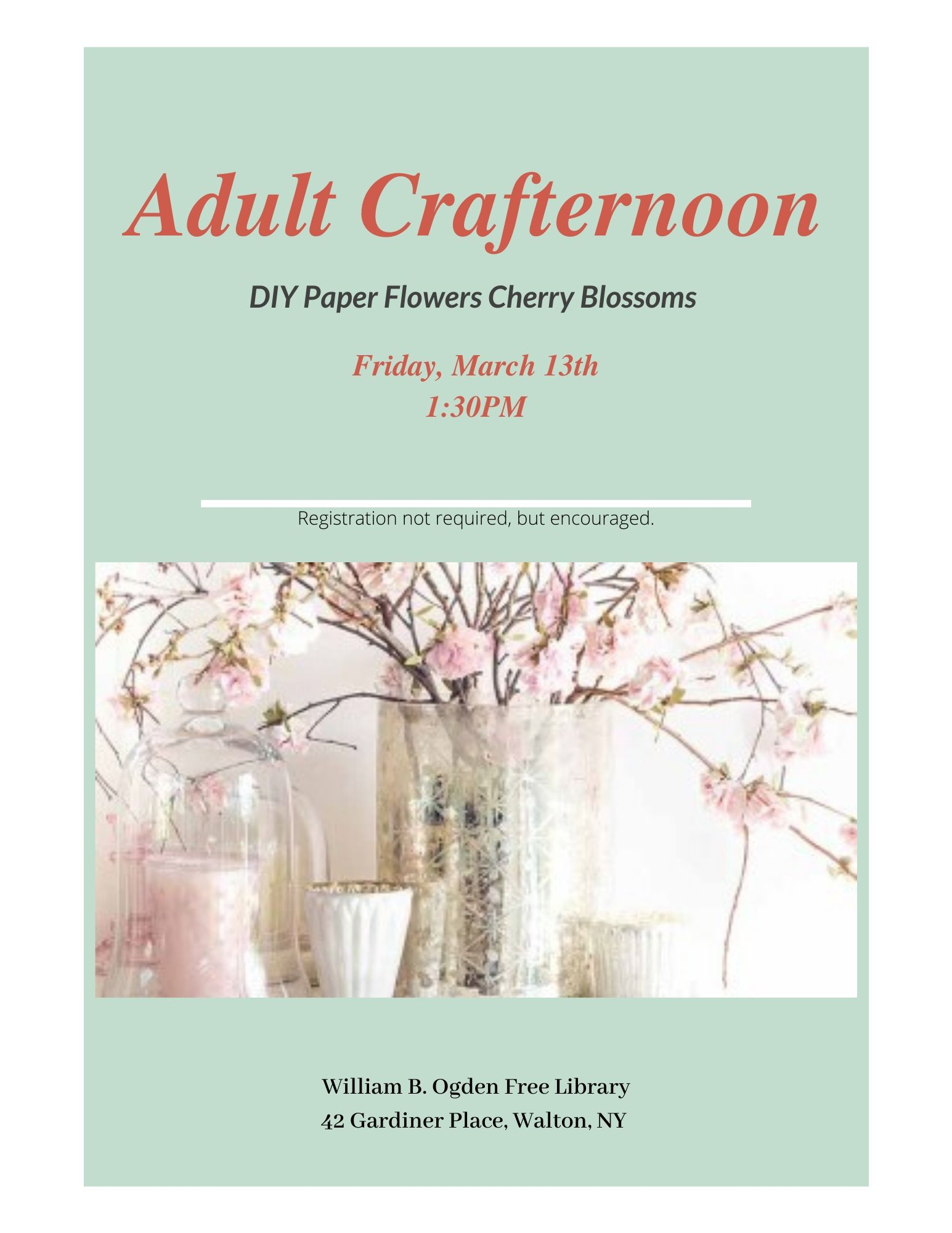 Adult Crafternoon