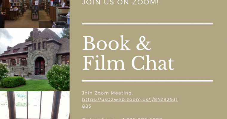 Book and Film Chat