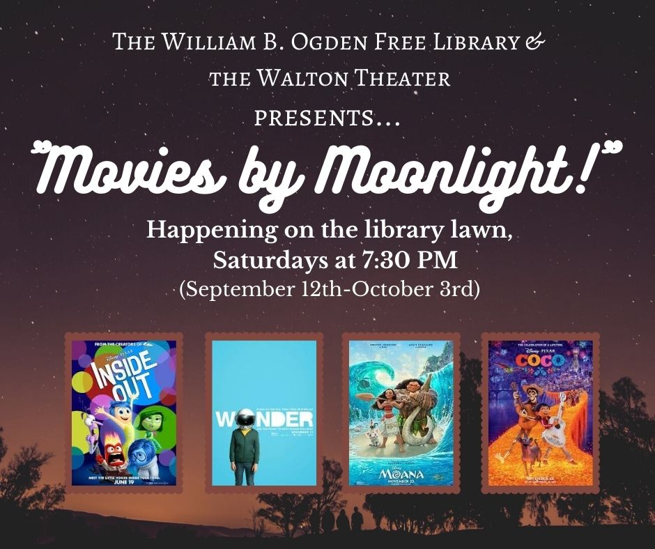 Movies by Moonlight